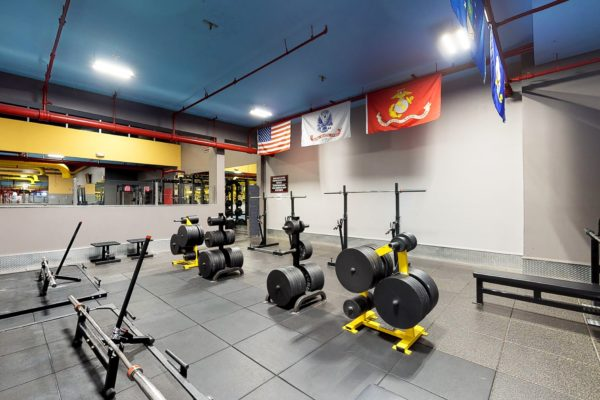 Dedicated Powerlifting Room-min