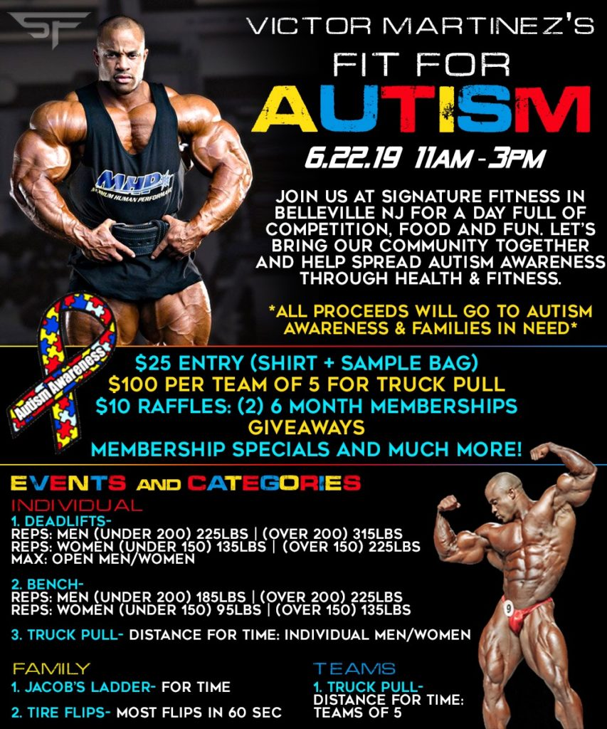 Fit For Autism